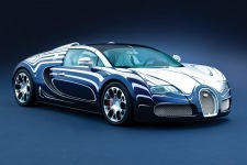 Bugatti Grand Sport L'Or Blanc