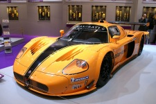 Эссен 2007: Edo Competition Maserati MC12 Corsa