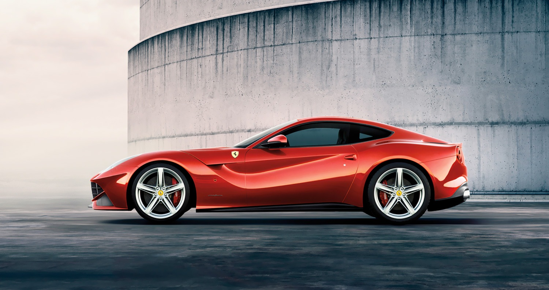 Ferrari F12 Berlinetta установила новые стандарты в сегменте GT