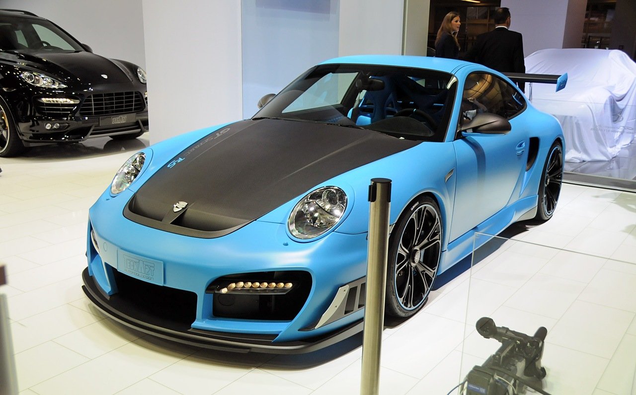 Techart GTStreet Porsche 911 GT2 RS