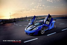 Gemballa Racing McLaren MP4-12C GT3 2012