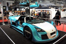 Женева 2009: Gumpert Apollo Speed
