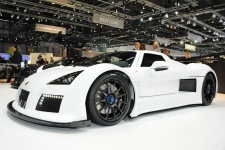 Женева 2010: Gumpert Apollo S