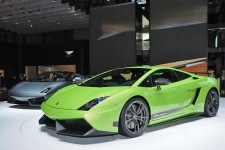 Женева 2010: Lamborghini Gallardo LP570-4 Superleggera