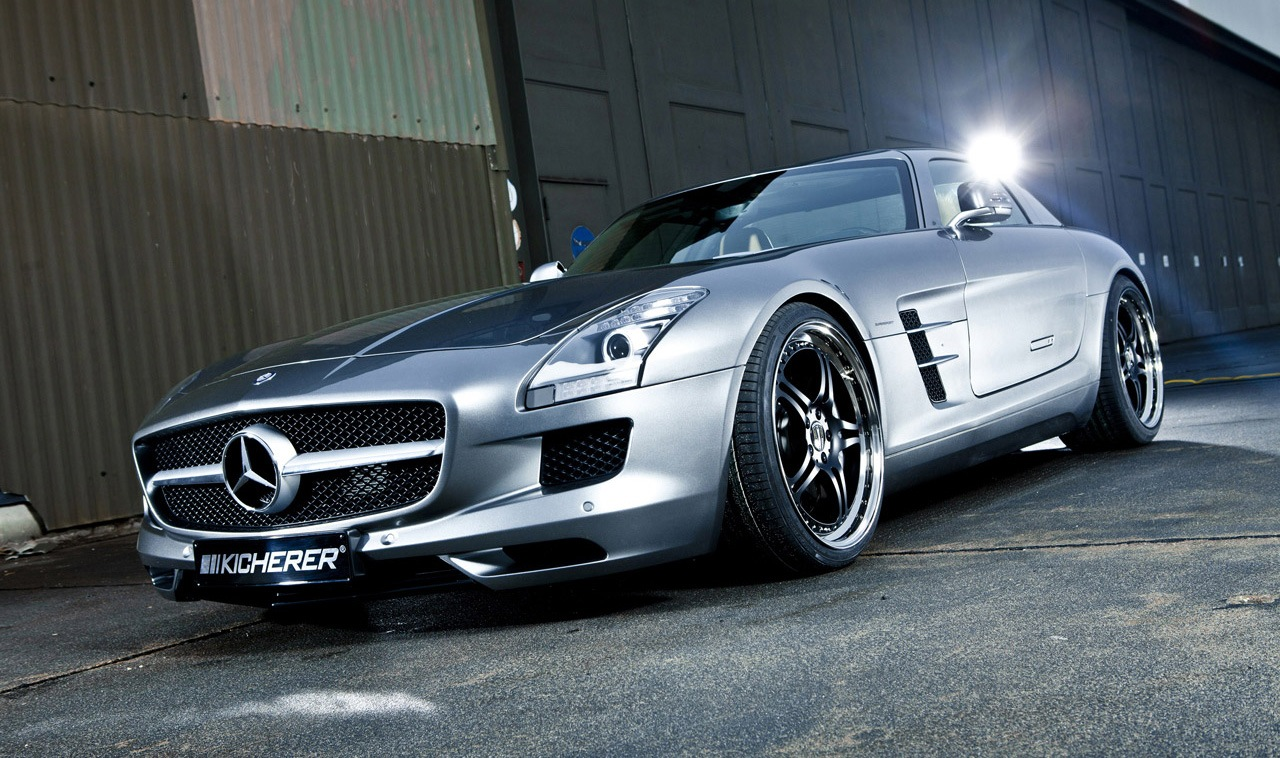 Kicherer Mercedes SLS 63 Supersport