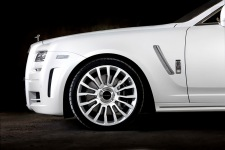 Mansory Rolls Royce White Ghost Limited