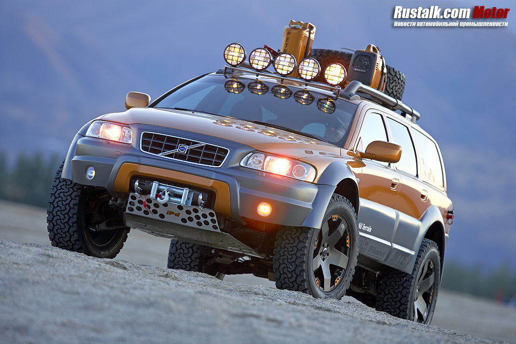 Volvo XC 70 AT