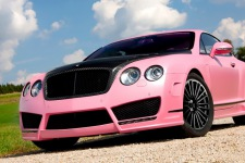 Mansory Bentley Vitesse Rose