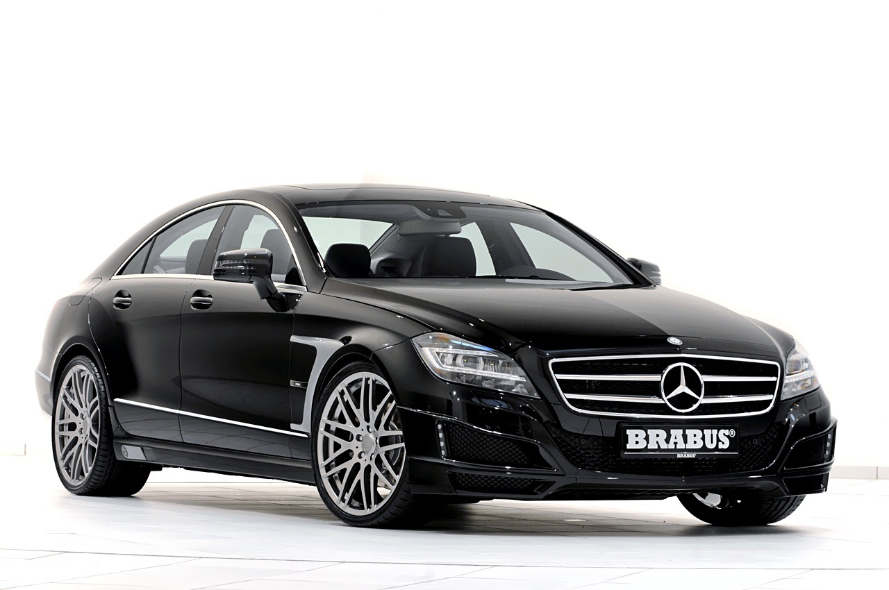 Mercedes brabus фото