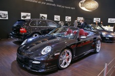 Эссен 2007: Techart Porsche Turbo Cabrio