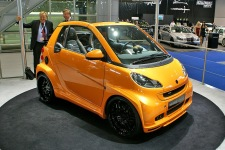 Франкфурт 2007: Brabus Smart Ultimate 112