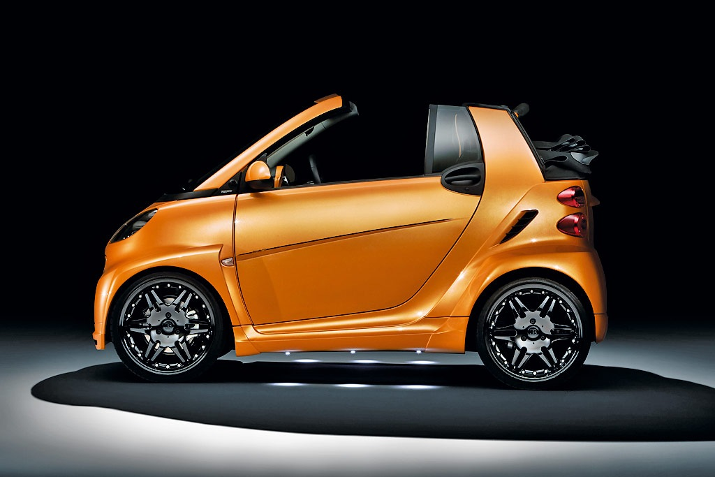 Brabus Smart Ultimate 112