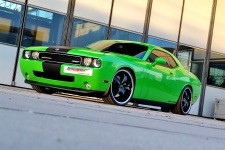 Geiger Cars Dodge Challenger SRT8