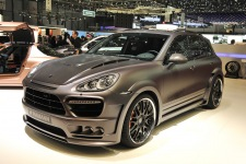 Женева 2011: Hamann Guardian Cayenne Turbo
