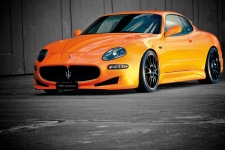 GS Exclusive Maserati 4200 Evo