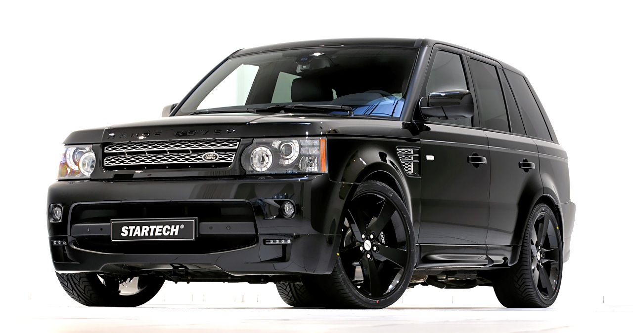 startech range rover sport 2011. Black Bedroom Furniture Sets. Home Design Ideas