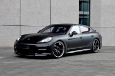 Techart Panamera Black Edition
