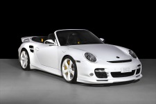 Techart Porsche Cabrio Turbo S 2010